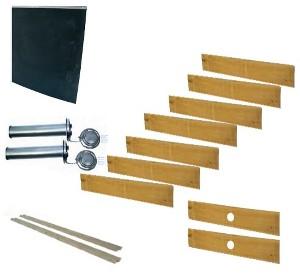 solarfocus pelletslagerraum set haustechnik j denberg. Black Bedroom Furniture Sets. Home Design Ideas