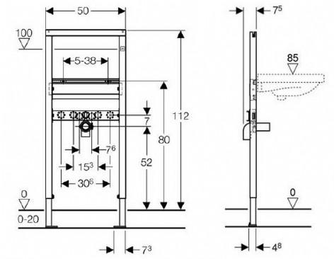 Großartig Duofix Montageelement - Haustechnik Jüdenberg UC31