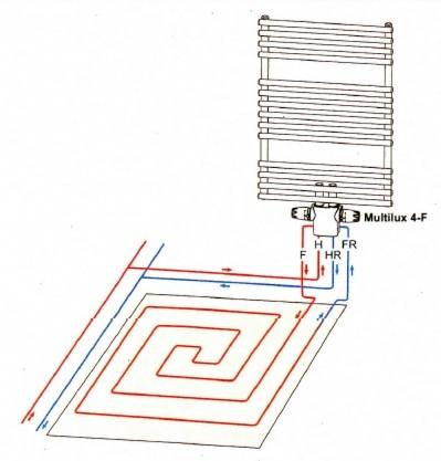 multilux 4 f set haustechnik j denberg. Black Bedroom Furniture Sets. Home Design Ideas