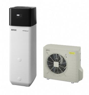 ROTEX HPSO compact Luft-/Wasser-Wärmepumpe - Haustechnik Jüdenberg