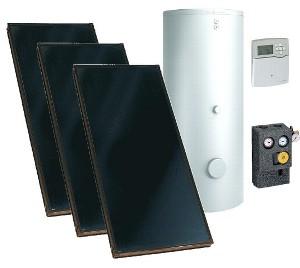 viessmann solarpaket mit vitosol 200 fm und wei em vitocell 100 w haustechnik j denberg. Black Bedroom Furniture Sets. Home Design Ideas