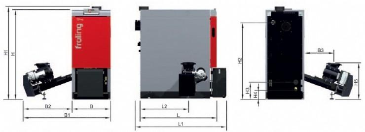 fr ling hackgut pelletskessel t4 von 24 bis 150 kw haustechnik j denberg. Black Bedroom Furniture Sets. Home Design Ideas
